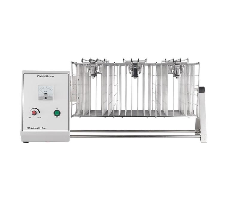 LW Scientific Platelet Rotator 3 baskets, 36 bag RTL-PLV3-36B1