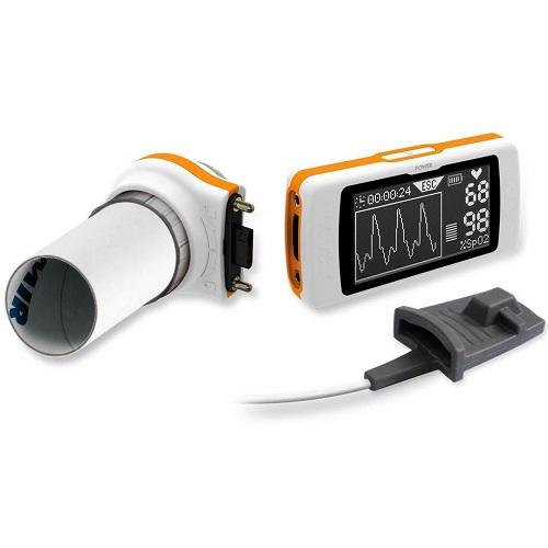 MIR Spirodoc Spirometer + Oximeter 910610